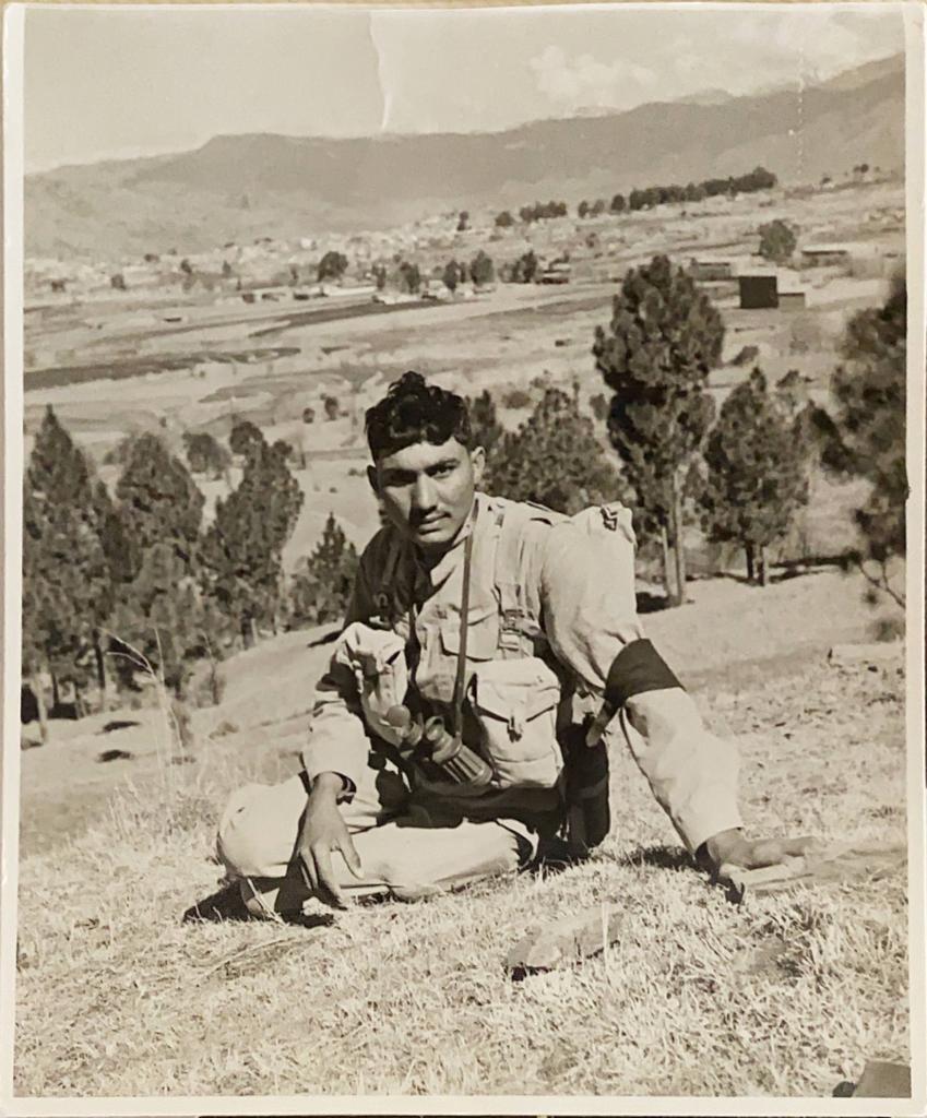 Younas in Pakistan in the seventies